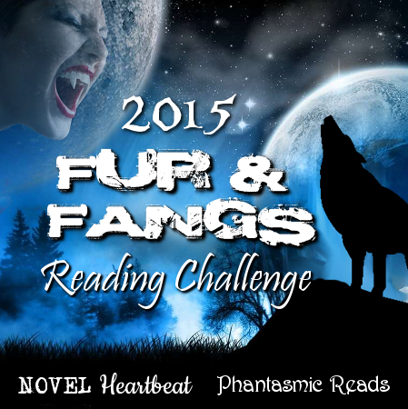 Fur and Fangs Reading Challenge 2015
