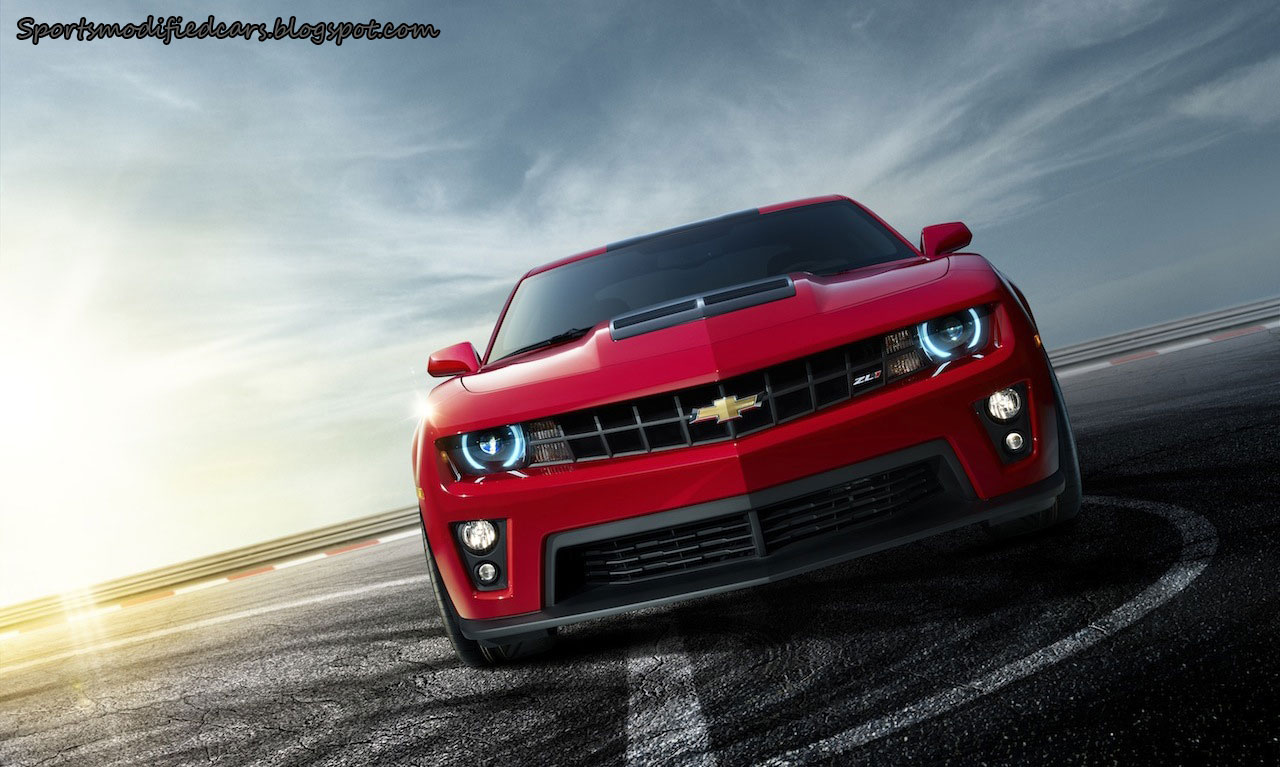 Hpe1000 Twin Turbo Chevrolet Camaro Zl1 By Hennessey