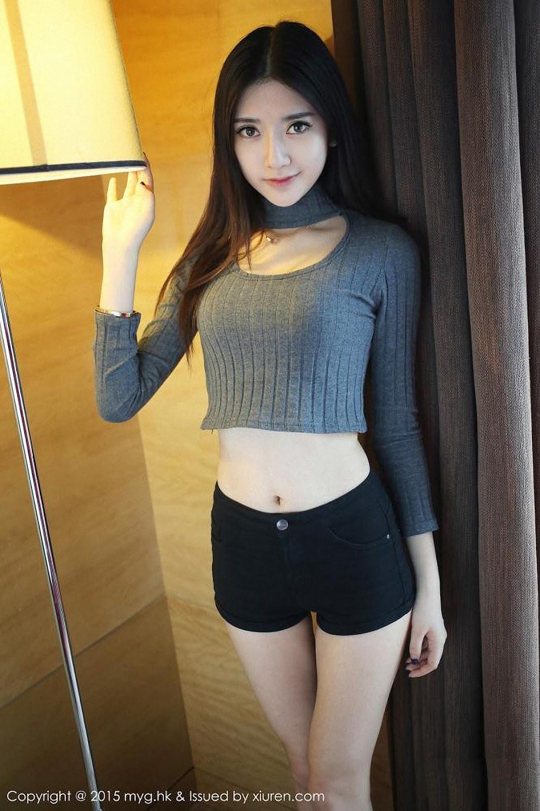 21 - Sexy Girl Model MYGIRL VOL.119