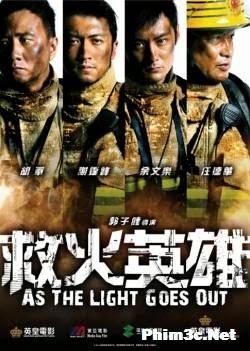 Biệt Đội Cứu Hỏa - As The Light Goes Out