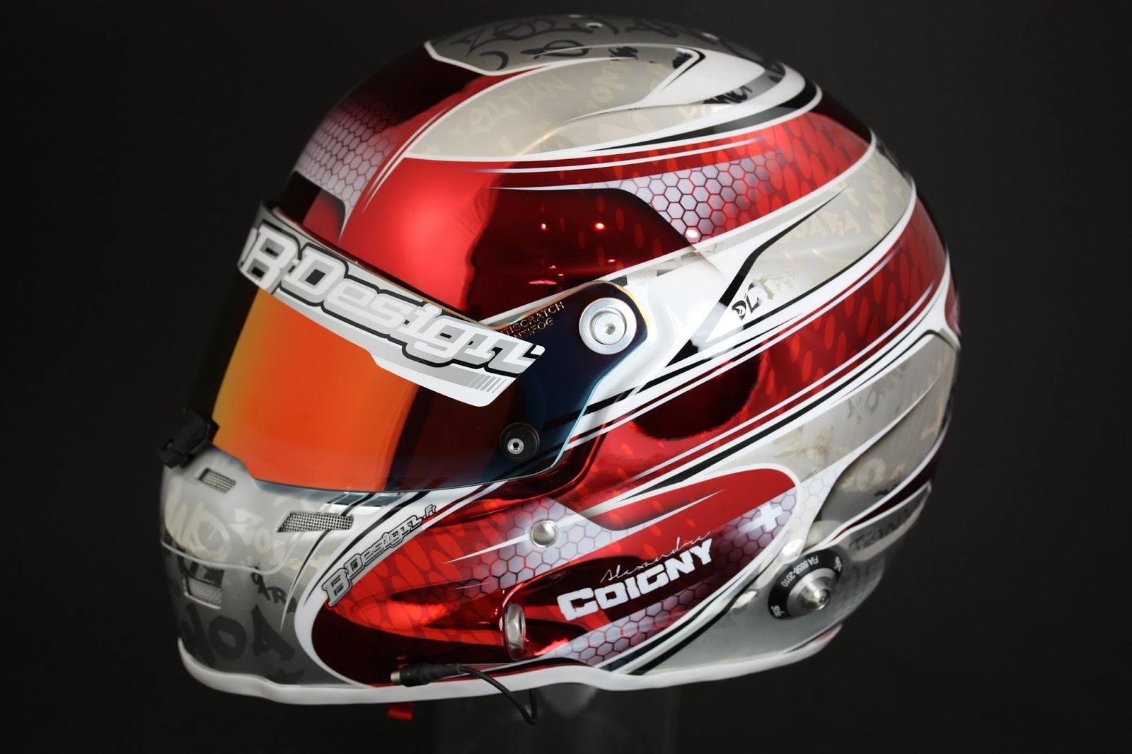Design Helm helm 37 stilo st5 a coigny 2015 by b design