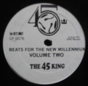 45 King, The – Beats For The New Millenium Volume Two (2000, 192) VLS