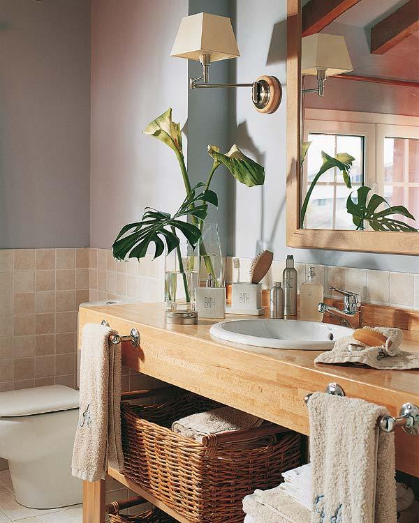 25 Diseños de Lavabos para Baño : Decorar Casa y Hogar