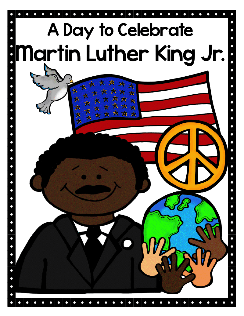 Martin Luther King Day 2014 Clip Art Images & Pictures - Becuo