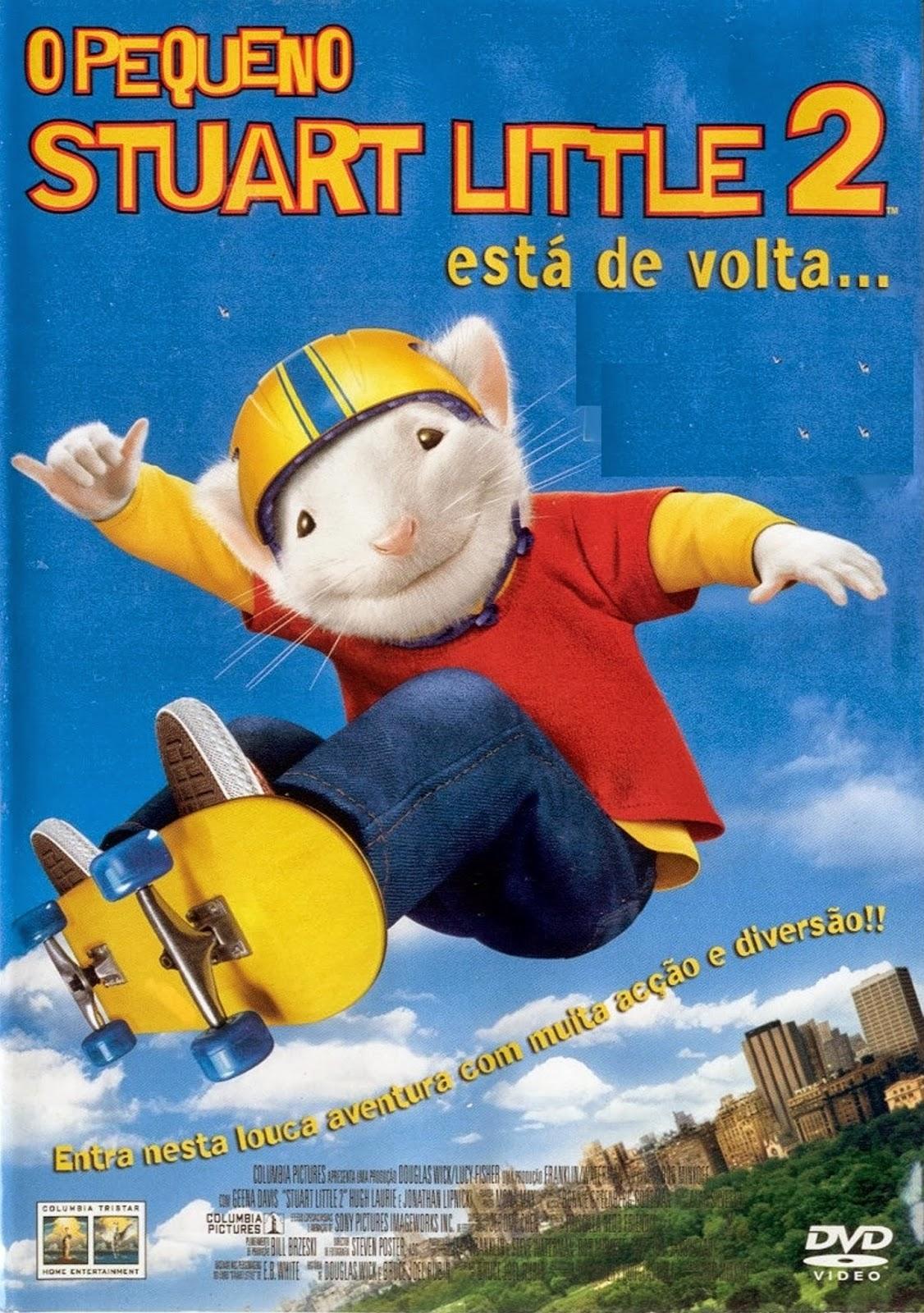 O Pequeno Stuart Little 2 – Dublado (2002)