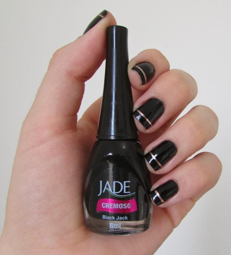Esmalte, Back Jack, Jade