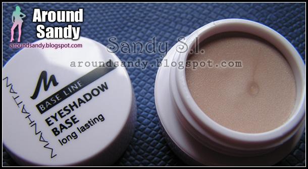 manhattan eyeshadow base prebase sombra dónde comprar