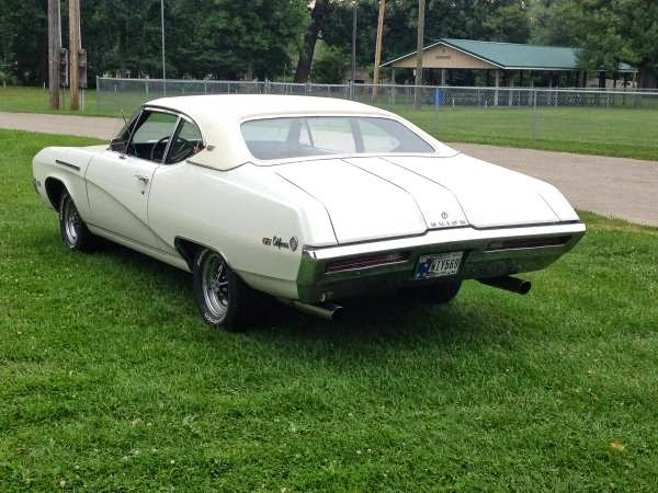 1968 Buick Skylark Gran Sport California Buy American