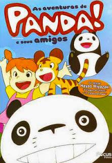 As Aventuras de Panda e Seus Amigos - DVDRip Dublado