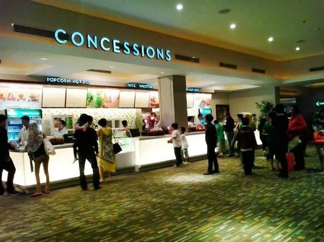 Bioskop TSM XXI Bandung