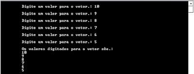 Uso de Procedimentos em C++