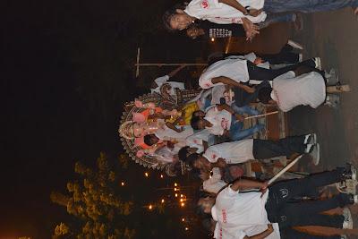 Ganesh Festival 2012 Surat City