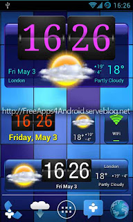 HD Widgets Free Apps 4 Android