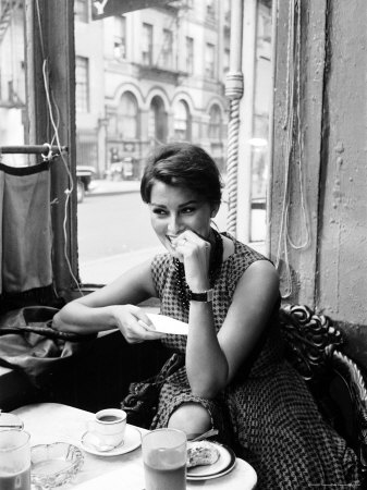 are a mother  you are never really alone in your thoughts  A mother    Sophia Loren Quotes About Mothers