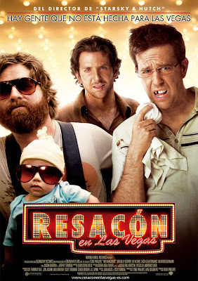 Ver Película ¿Qué paso ayer? 1: Resacón en las Vegas Online (2009)
