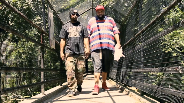 Vídeo -  Ed O.G. ft. King Magnetic – Back & Forth (Prod. by 9th Wonder)