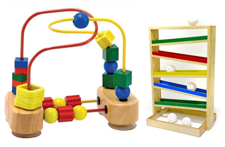 NAMC Montessori modern materials infant toddler environment