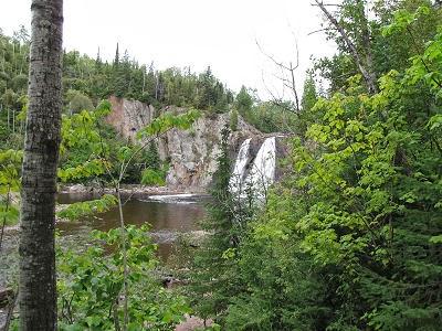 Twin Falls Baptism River Minnesota