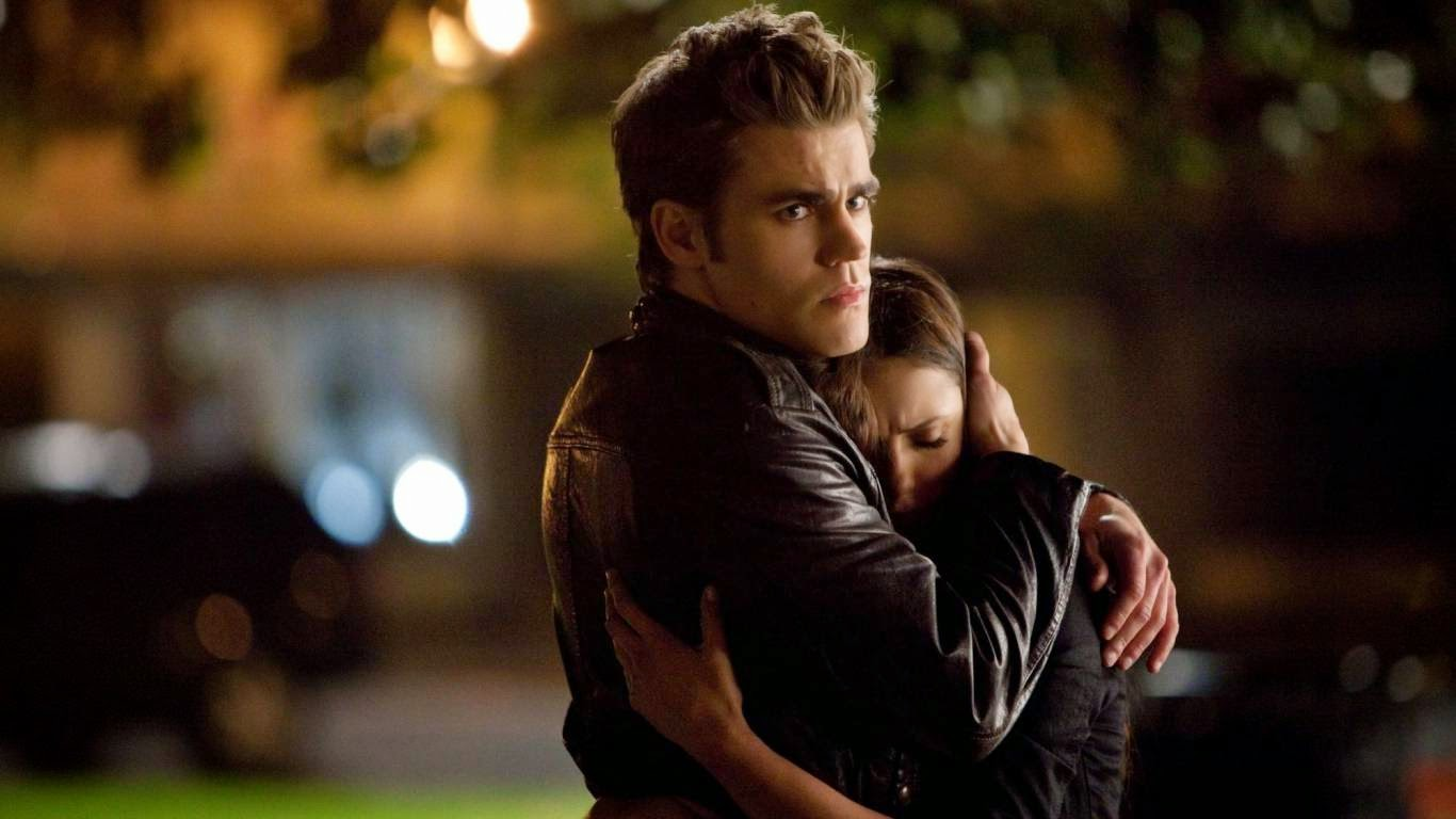 dating a vampire stefan Jag gundu/getty images after months and months of rumors, the vampire diaries' ian somerhalder (damon) and nina dobrev (elena/katherine) went public with their.