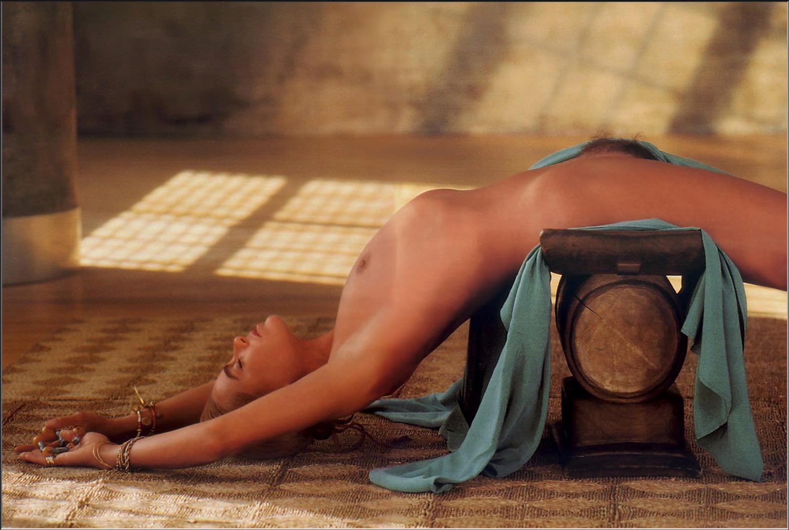 Mariel Hemingway Nude