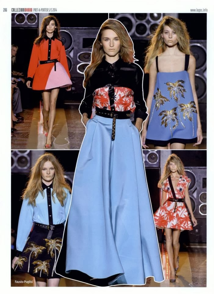 Fashion Editorial Fausto Puglisi A Beautiful Rebel
