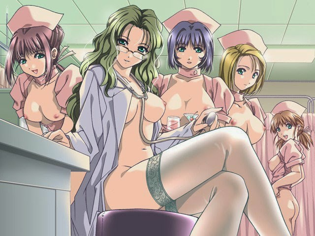 Have thought Anime night shift nurses nude final, sorry