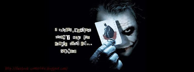 Couverture facebook joker 2