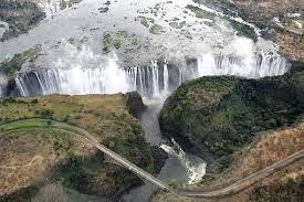 As maiores cachoeiras do mundo-Victória