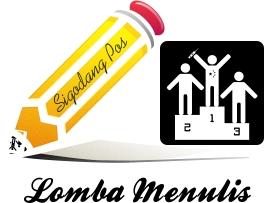 Lomba Menulis 2013