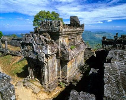 viaje a laos y camboya navidad