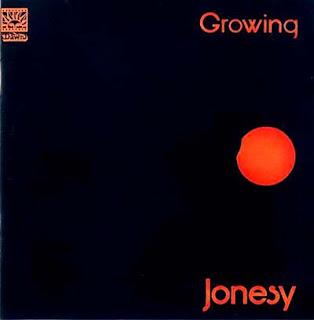 Jonesy - Growing (1973)