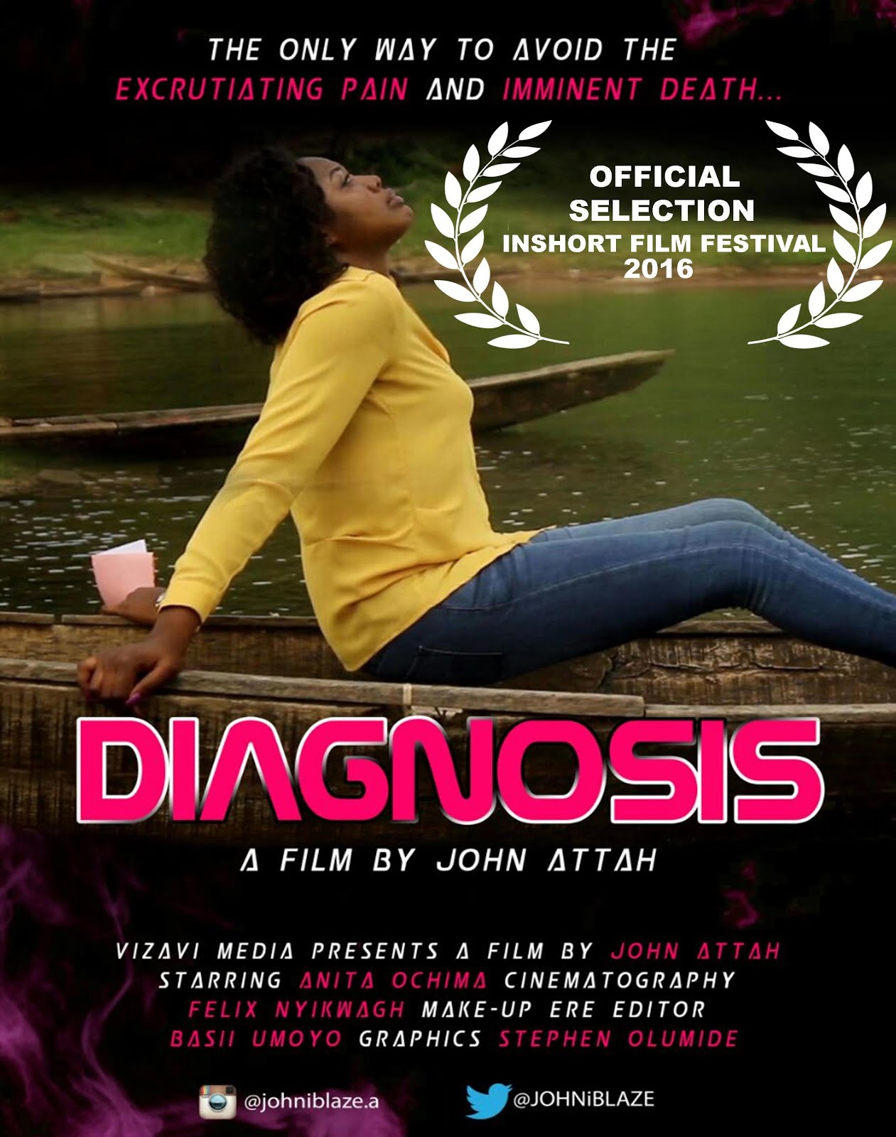 Watch DIAGNOSIS shortfilm.