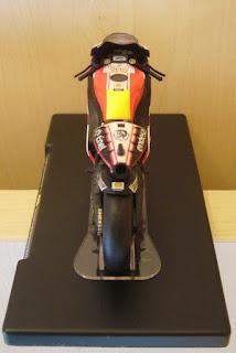 colección kioskos Altaya Valentino Rossi