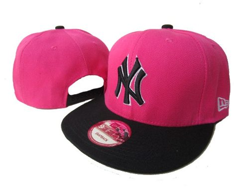 Bone Aba Reta New Era New York Yankees Snapback Feminino_MLB O