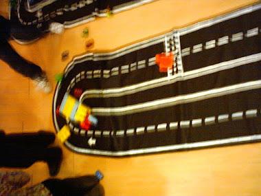 La pista de Cars