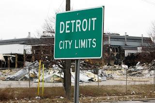 Detroit, Michigan, Amerika