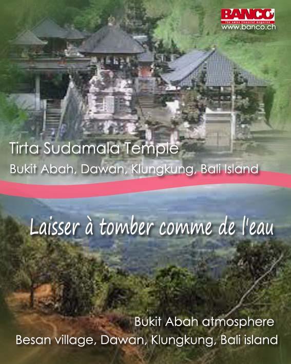Vacation trails Hiking Bukit Abah, Klungkung, Bali island