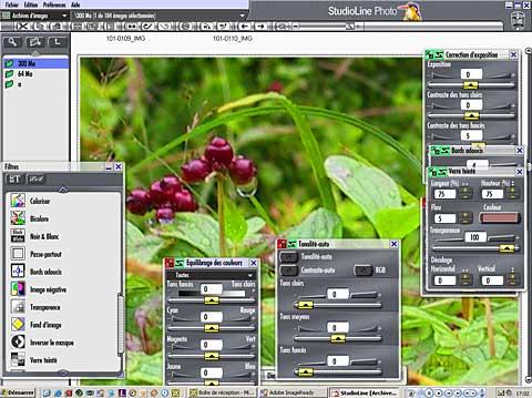 137rg تنزيل برنامج تحسين و تجميل الصور الجديد StudioLine Photo Basic
