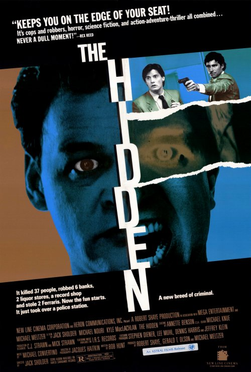 The Hidden movie