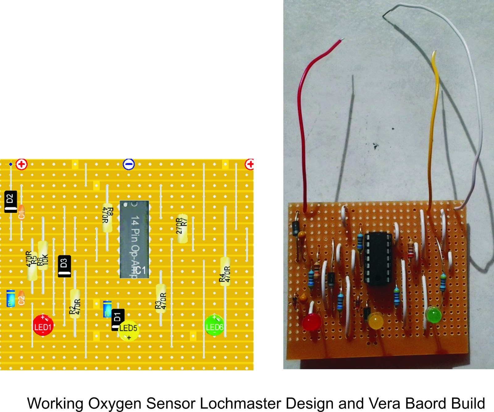 Automotive Electronics 101 Oxygen Sensor Circuit Experiment 02 Figure 14