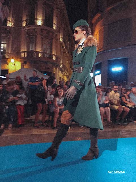 Pasarela Larios Málaga Fashion Week 2015