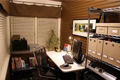 oficina color café