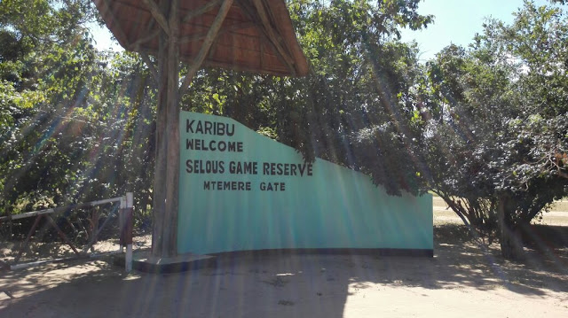 Mtemere Gate Selous Road2Africa Safaris