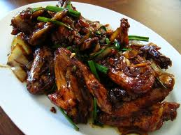 Resep Masakan - Ayam Mentega