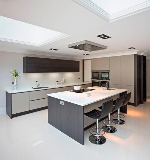 4 xu hướng bếp cho nhà hiện đại.