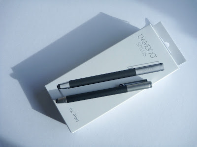 Bamboo stylus for iPad review