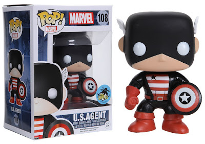 Comikaze 2015 Exclusive US Agent Pop! Marvel Vinyl Figure by Funko