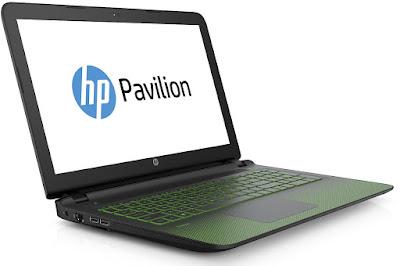 HP Pavilion 15-ak001ns