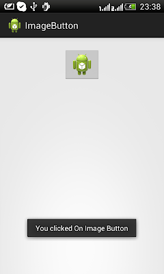 Android Image Button onClick