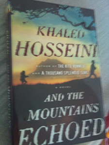 And The Mountains Echoed by Khaled Hoseini
